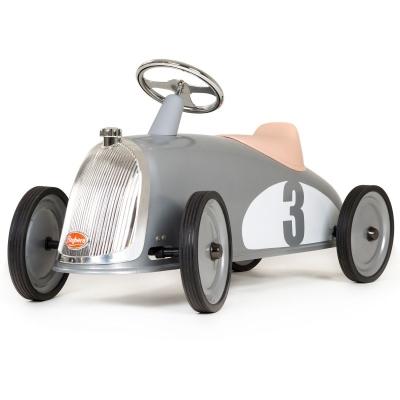 Lükatav auto Silver