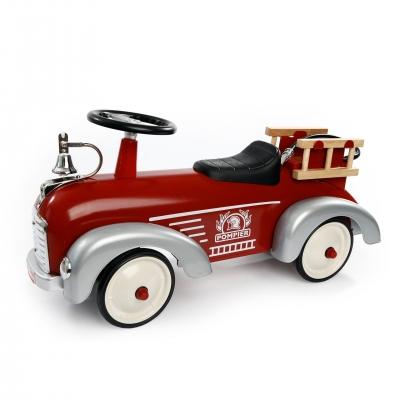 Lükatav tuletõrjeauto