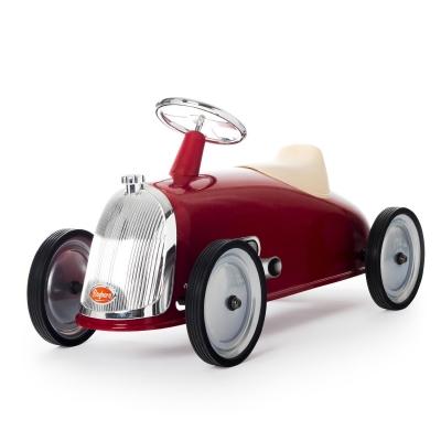 Lükatav auto Rider red