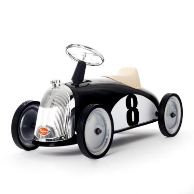 Lükatav auto Rider black